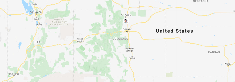 Webby dance company locations in Colorado