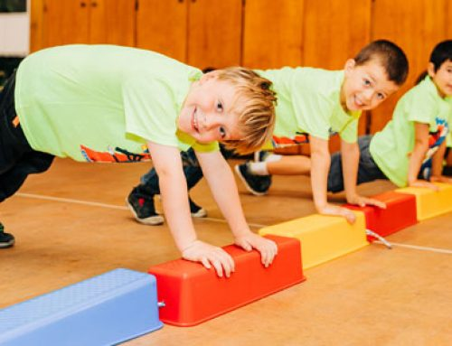 BENEFITS OF GYMNASTICS FOR YOUR CHILD
